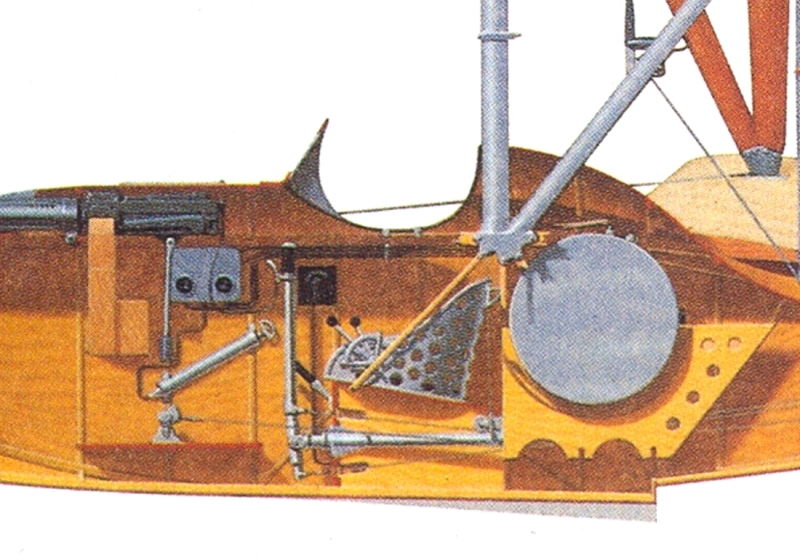 dettaglio cockpit